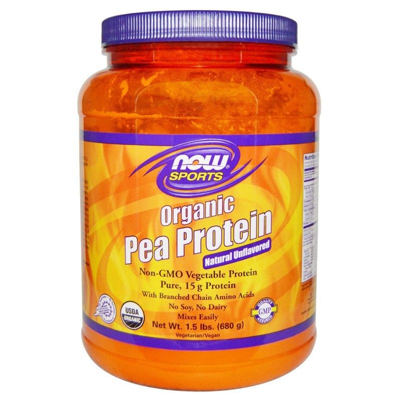 now foods sports organic pea protein natural unflavored lbs at megavitamins supplement store australia organic pea protein with branched chain amino acids