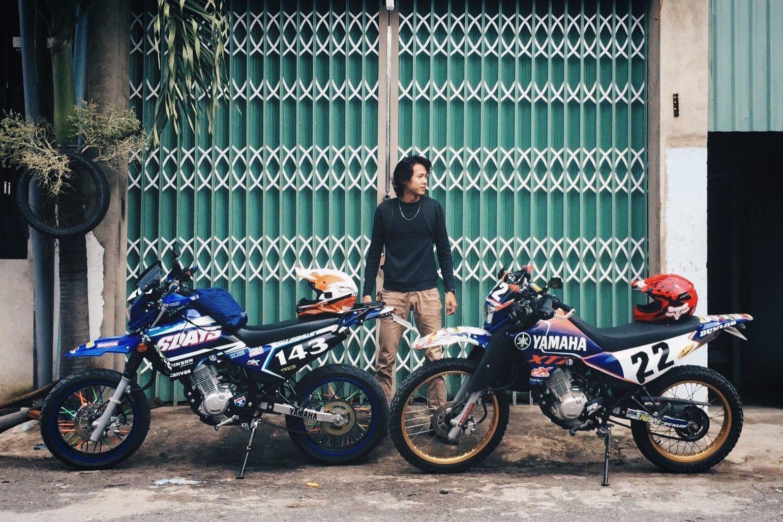 Xtz125 Yamaha Offroad Motard Vietnam