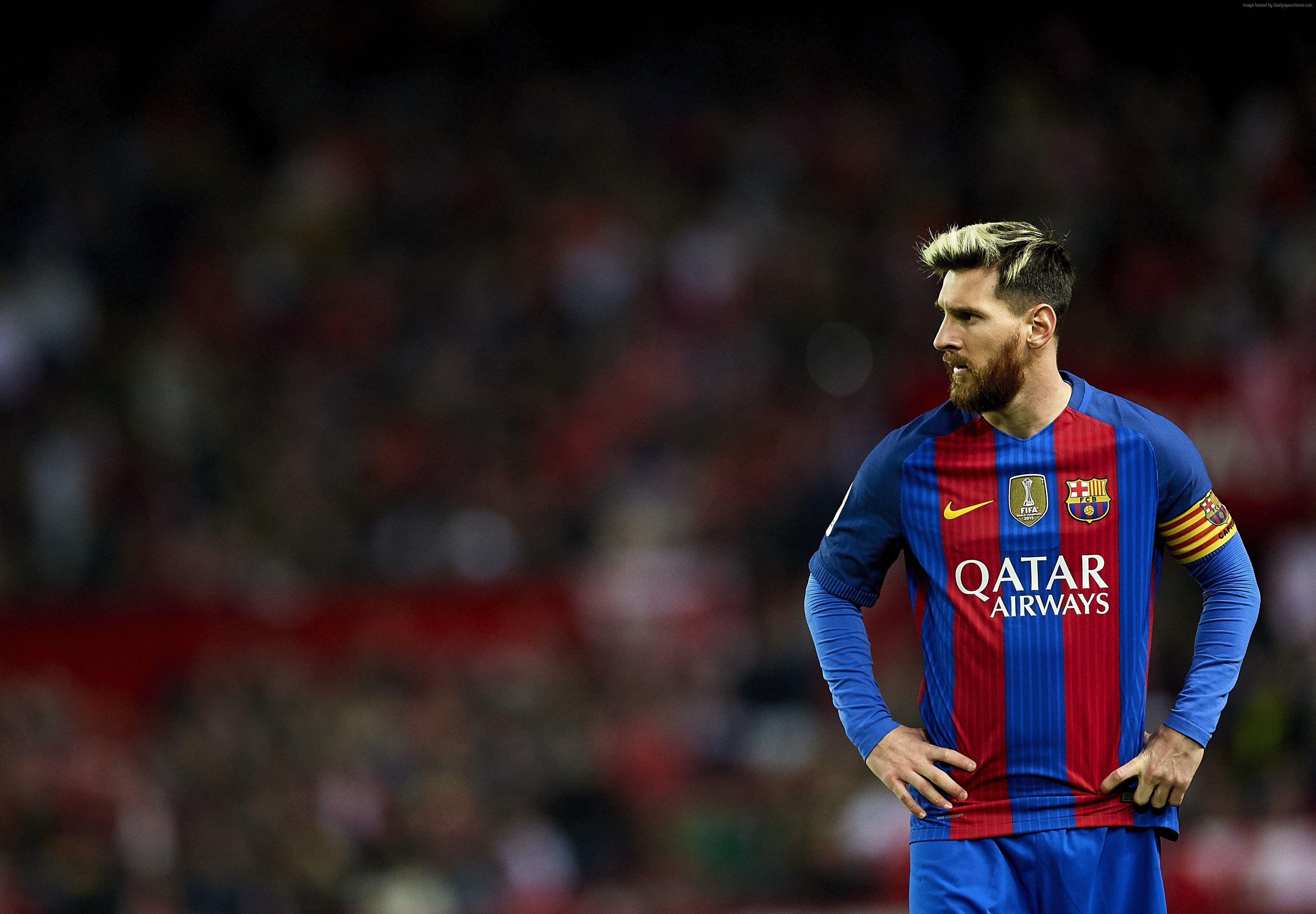 Barcelona 4k Soccer Fcb Lionel Messi 4k Wallpaper Hdwallpaper Desktop Lionel Messi Barcelona Messi