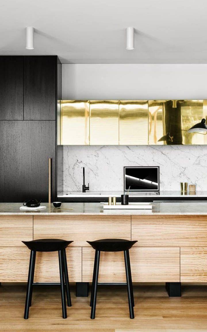 Modern kitchen design #5