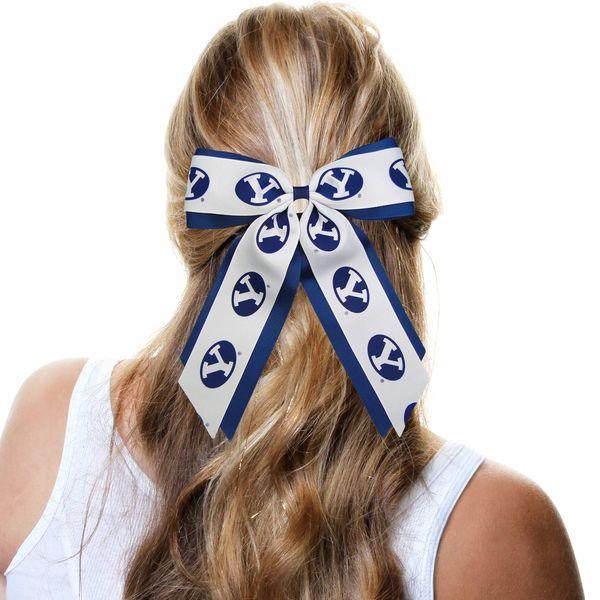 BYU Cougars Women's Jumbo Cheer Ponytail Holder - $6.99