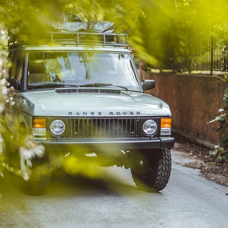 Heritage Range Rover Brooklyn Coachworks Offroader