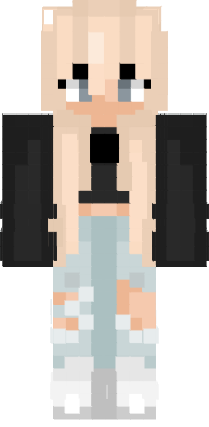 Kawaii Girl 2 Minecraft Character Skins Minecraft Girl