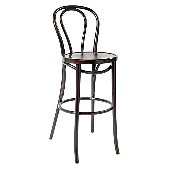 Thonet No. 18 Bar Stool by Fameg