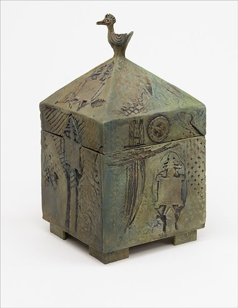 'African Odyssey' Dream Box by Catherine Brennon www.underbergstudio.co.za