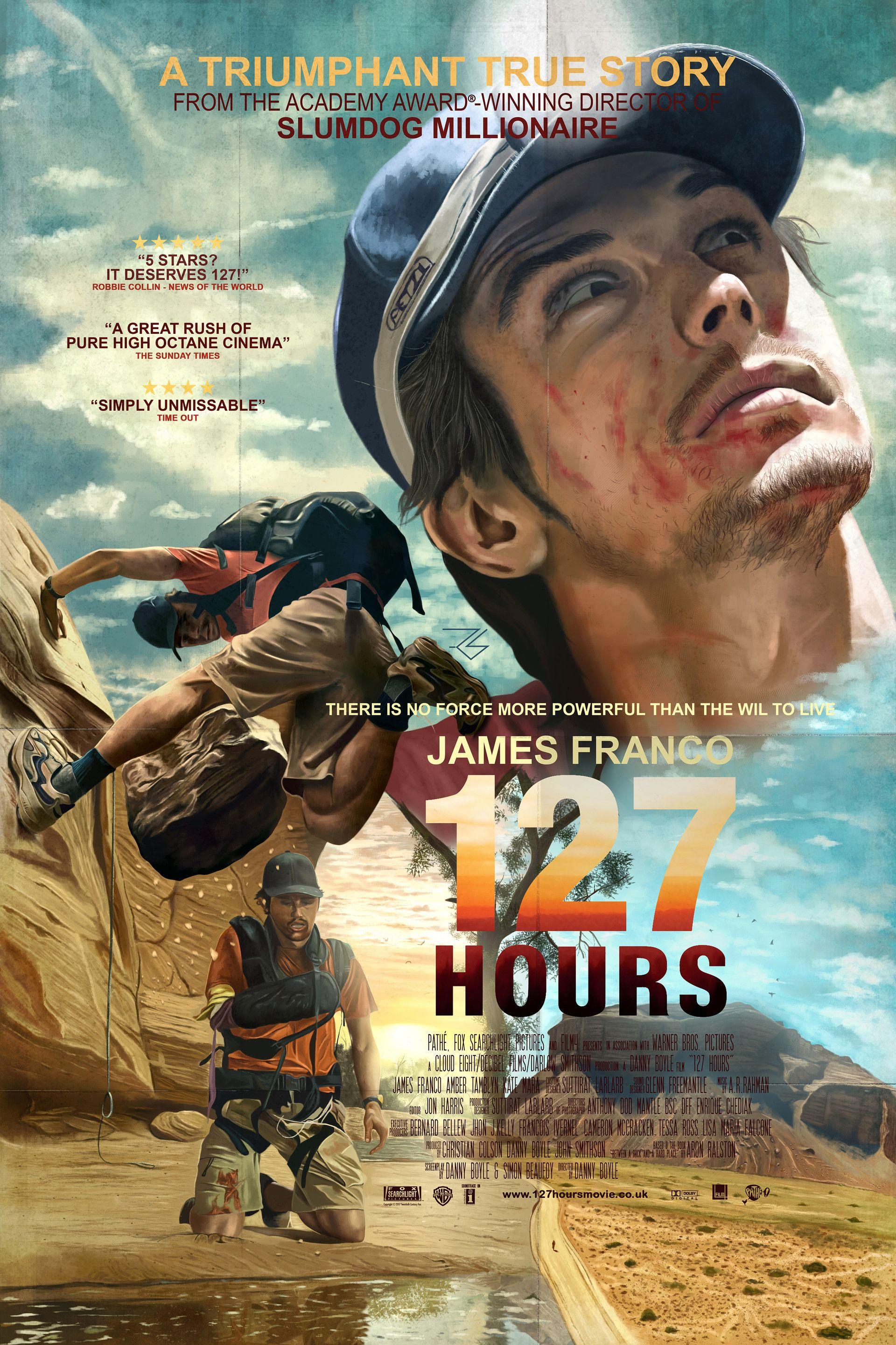 Rick Sanliz 127 Hours Poster Movie Movies To Watch Hindi Inspirational Movies Suspense Movies