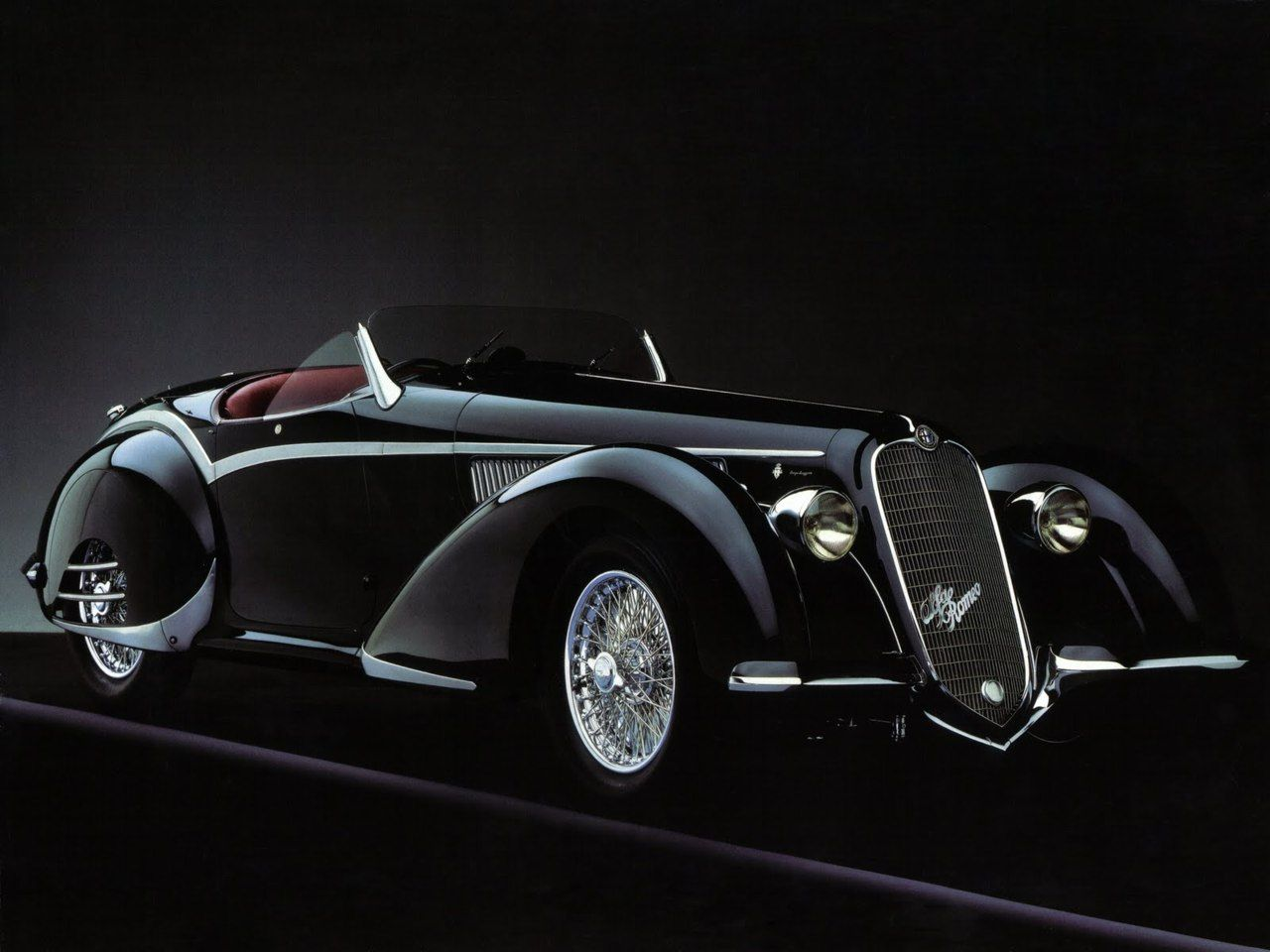 1938 alfa romeo 8c 2900b spider old cars and bikes and anything else on wheels pinterest. Black Bedroom Furniture Sets. Home Design Ideas