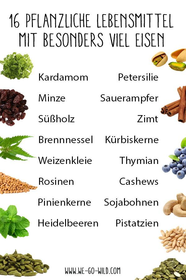 Photo of Ferrous foods – the best foods with a lot of iron