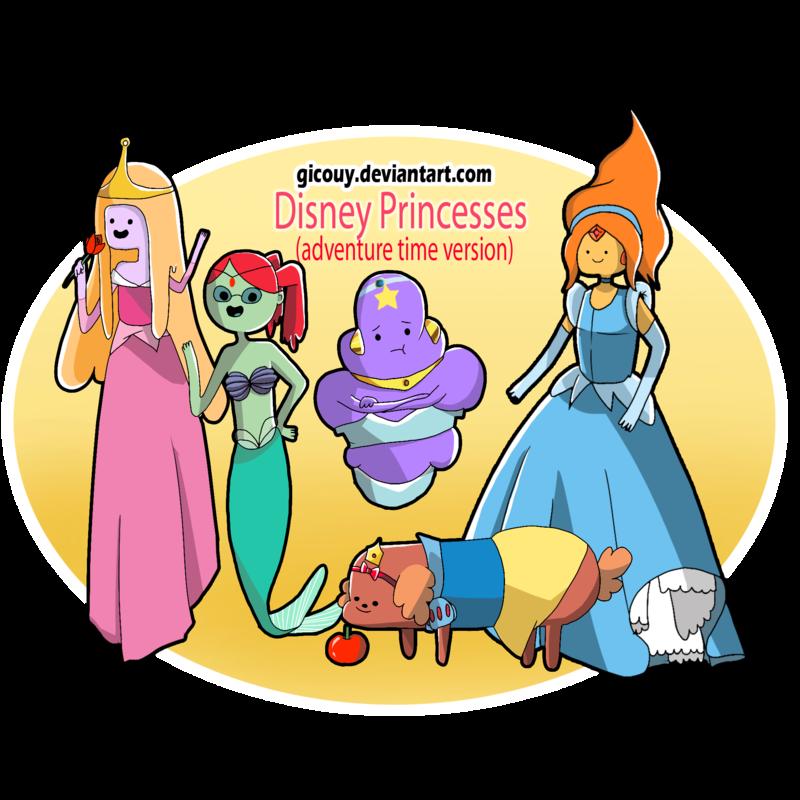 Disney Princess Adventure Time Version Princess Adventure Adventure Time Adventure Time Princesses