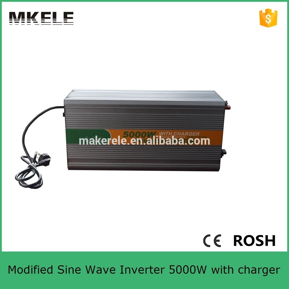 Mkm5000 241g C Modified True Sine Inverteraims 5000 Watt Power Ac Inverter Pure Wave On 5000w Schematic Electronic