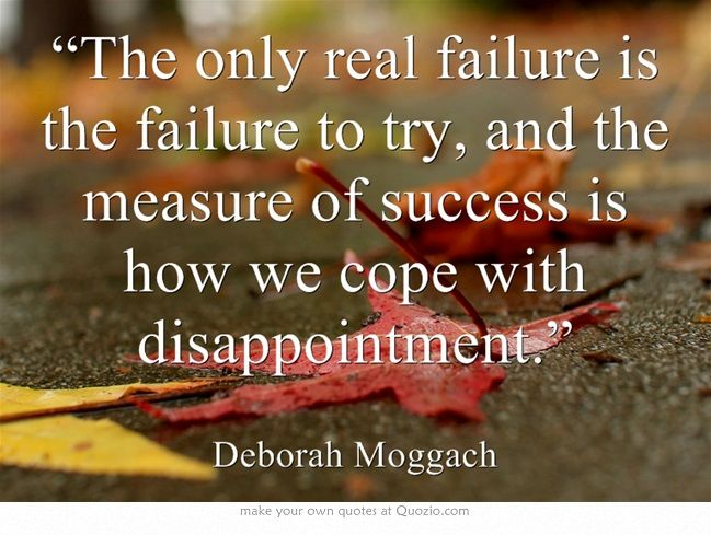 """Jean Piaget Quote Are We Forming Children Who Are Only: """"The Only Real Failure Is The Failure To Try, And The"""