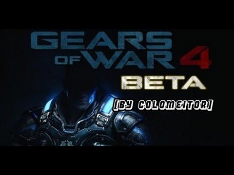 Gears of War 4 Beta Gameplay Multiplayer