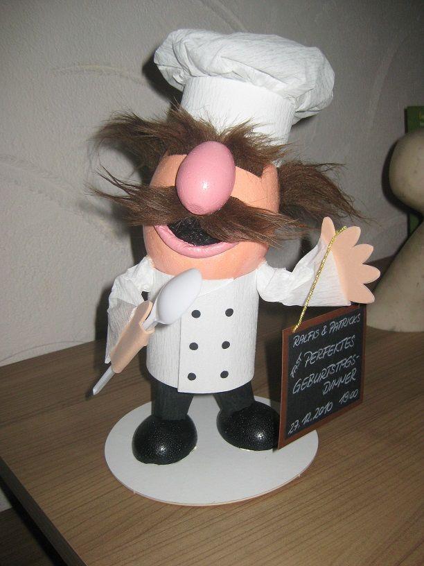 Einladung Zu Meinem 33. Geburtstag   Der Dänische Koch