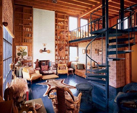 Truman Capote's Hamptons Home
