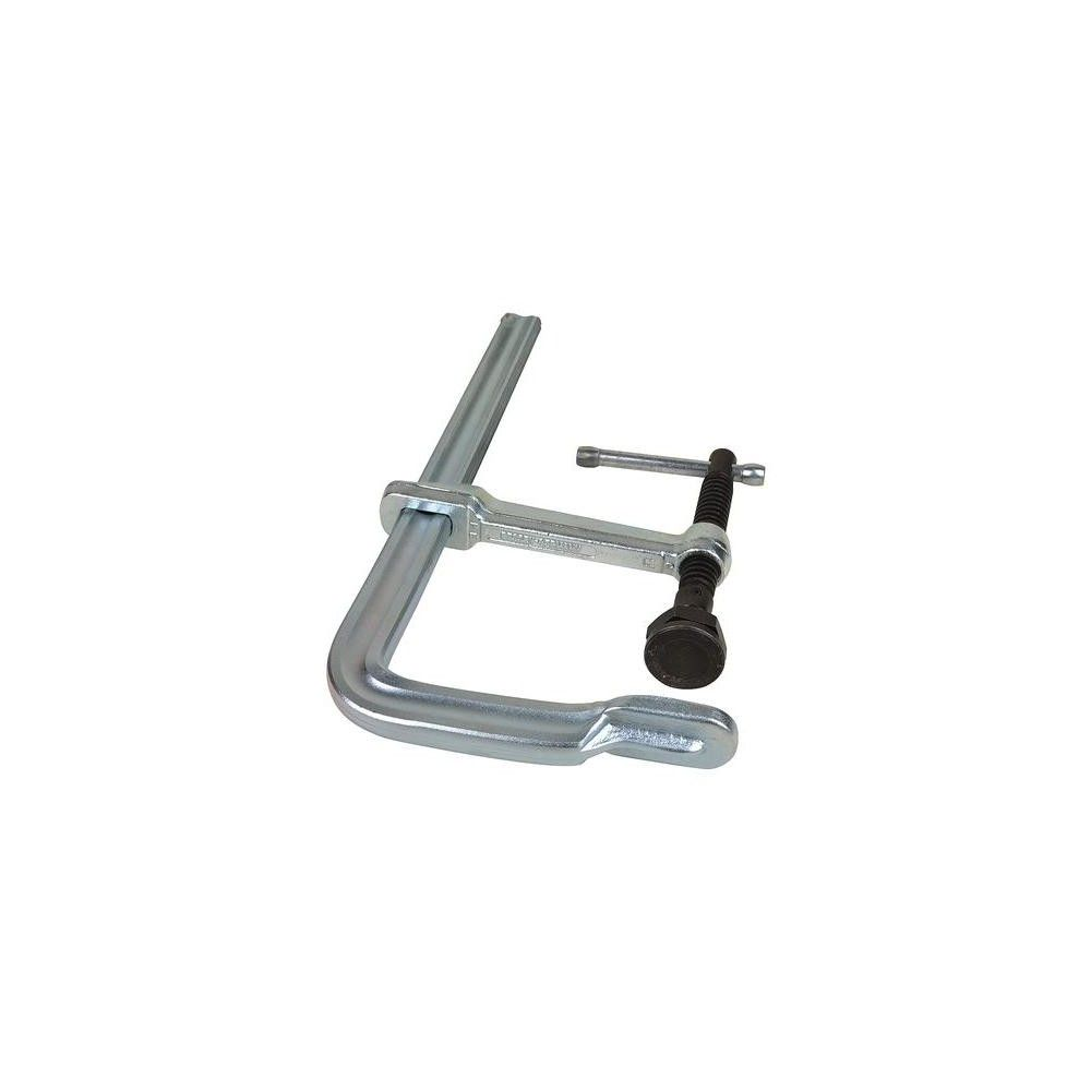 Bessey Sq 20 20 Sliding Arm Bar Clamp With Steel Handle And 5 1 2 Throat Depth Arm Bar Steel Handle Clamp
