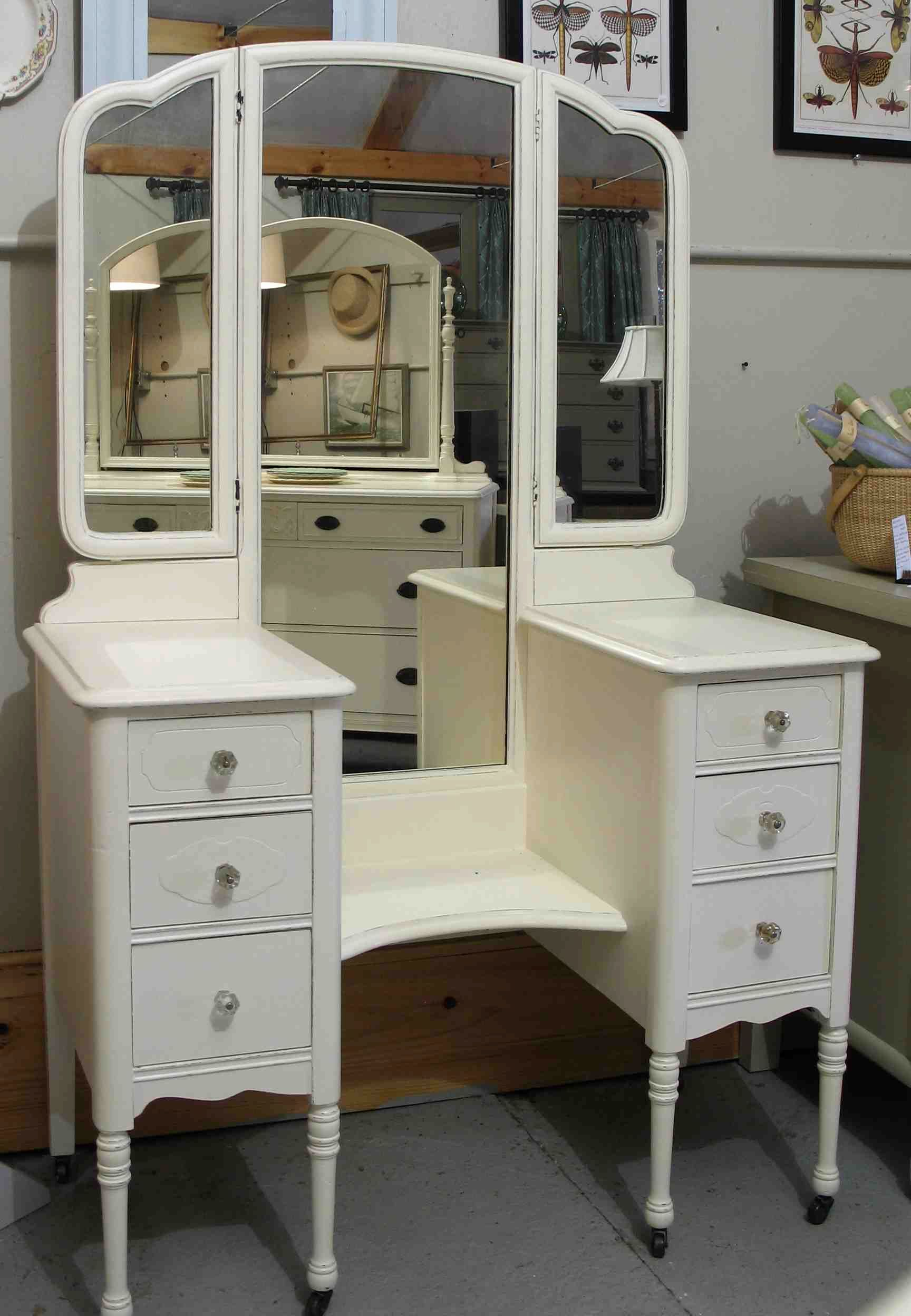 Antique Makeup Vanity for Sale Luxury Small White Vanity