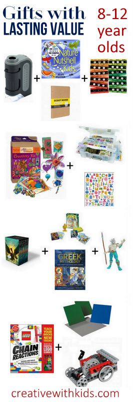 Toys For Creative Tweens : Creative gifts for year olds geschenke kado s