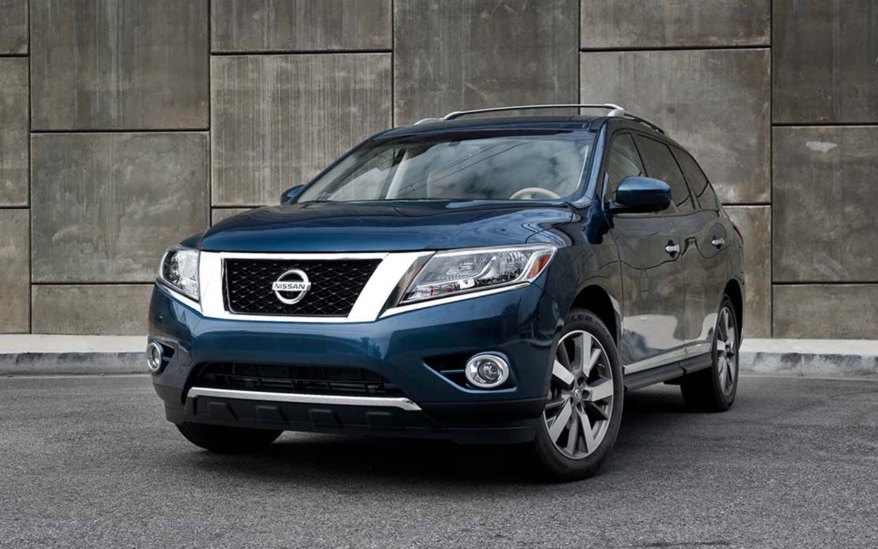 2017 Nissan Pathfinder Review Redesign And Release Date Http Www