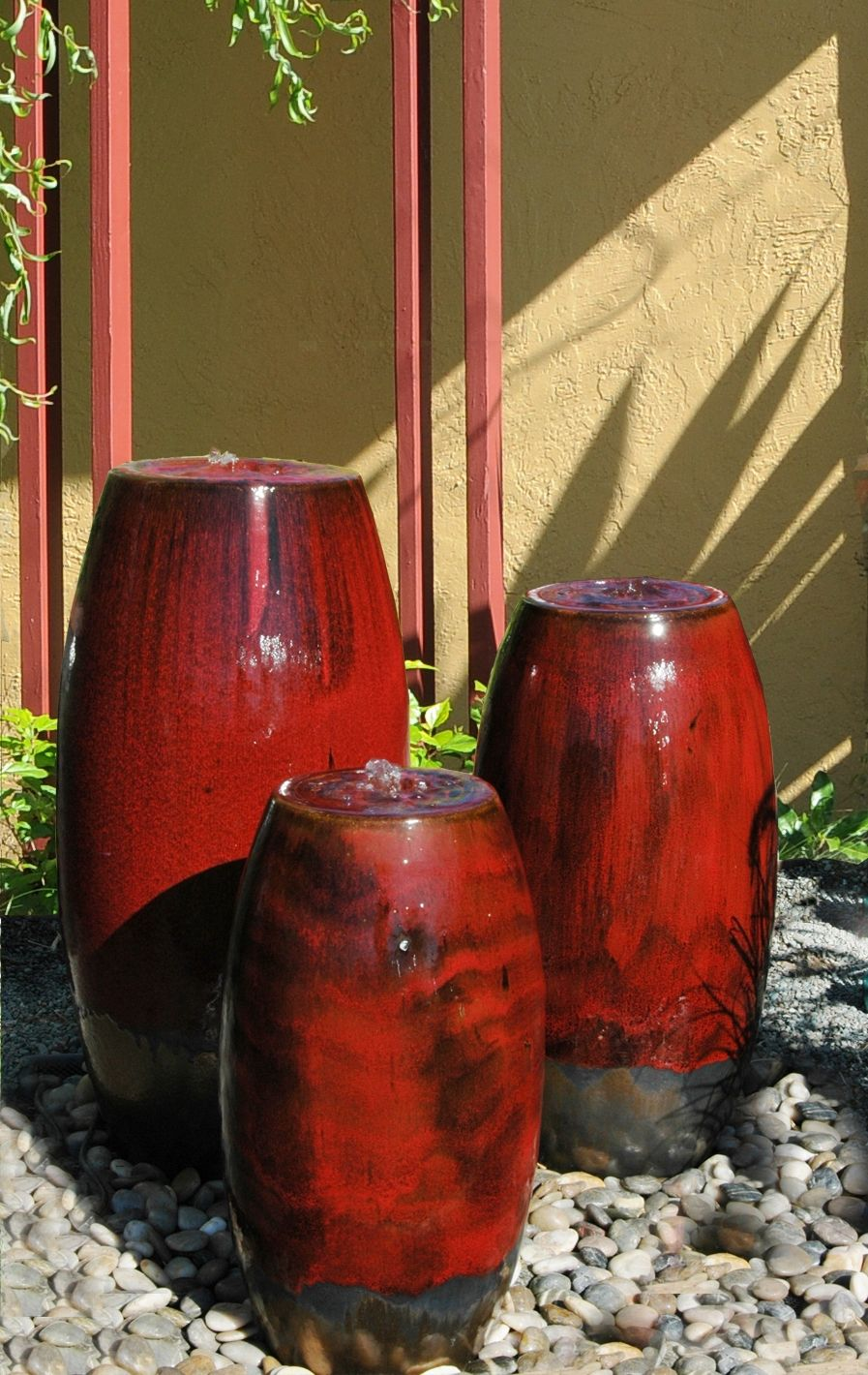 blue thumb fountains on home fountain vases collection fountains home fountain blue fountain pinterest