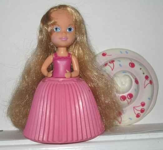 Cupcake Dolls   55 Toys And Games That Will Make '90s Girls Super Nostalgic