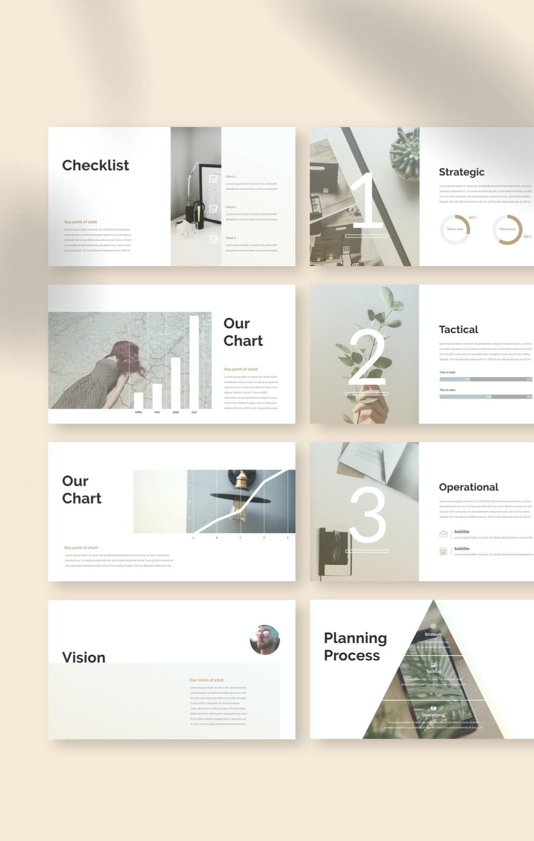 2020 Strategic Planning Template Powerpoint Strategic Planning Template Business Presentation Templates Powerpoint Design Templates