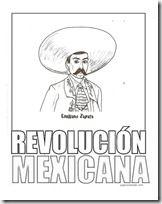 Colorear Personajes De La Revolucion Mexicana Mexican Revolution
