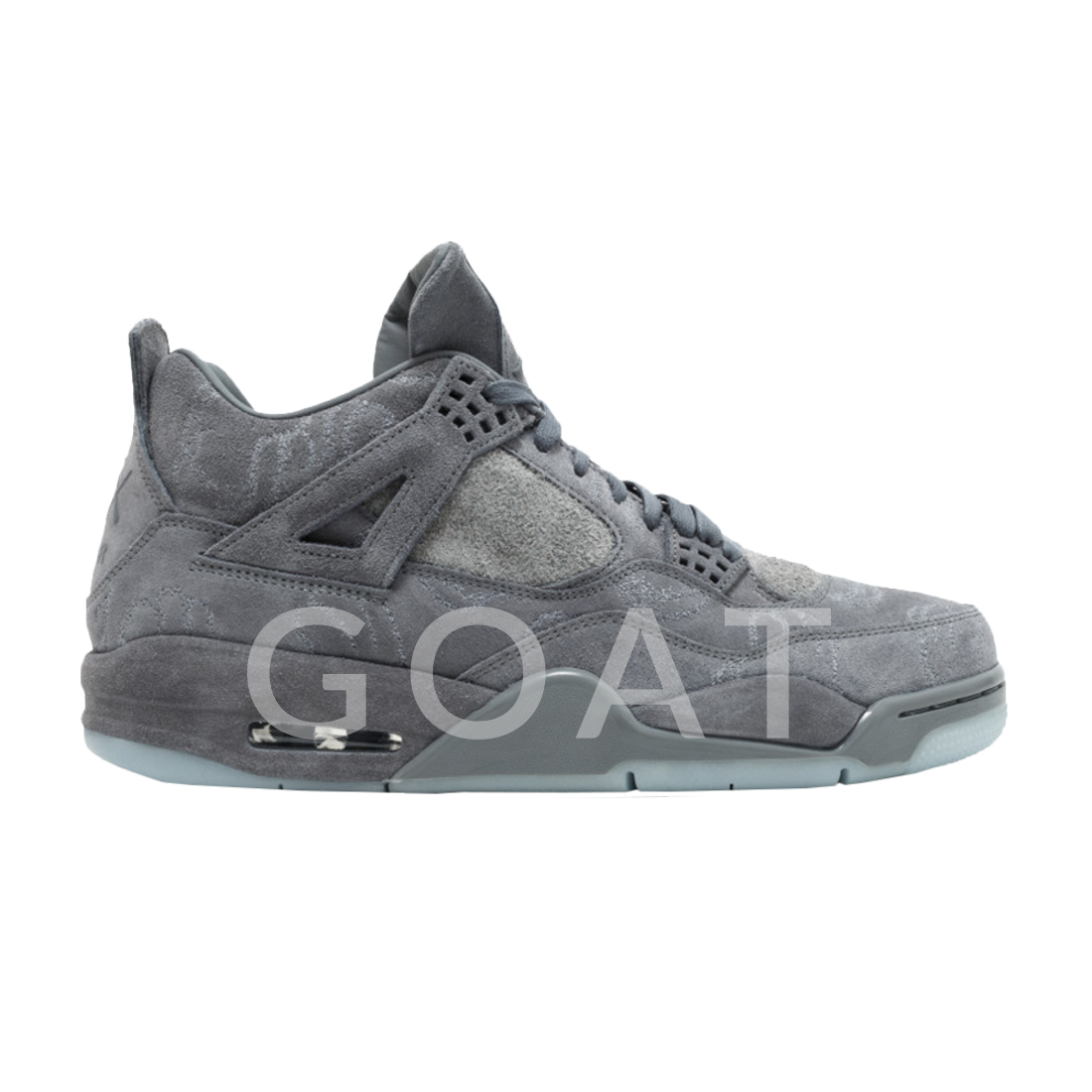 975f787da1d KAWS x Air Jordan 4 Retro - Air Jordan - 930155 003 - cool grey white