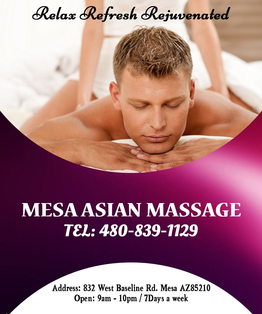 Asian professional massage licenced massage therapist pic 391
