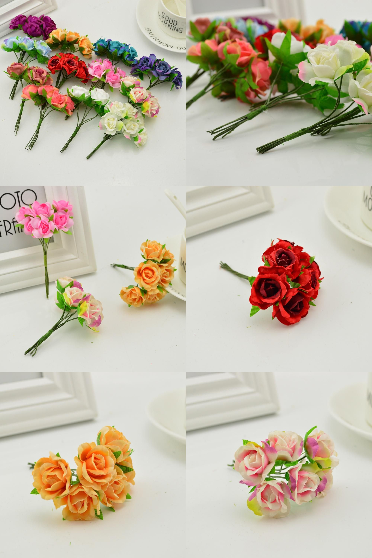 Visit To Buy 18pcs Silk Roses Wedding Shoes Headdress Diy Wreath
