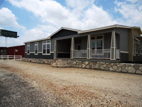 Lalinda Triplewide Built In Porch Mobile Modular Homes Video For Sale In Texas Youtube Manufactured Home Double Wide Home Palm Harbor Homes