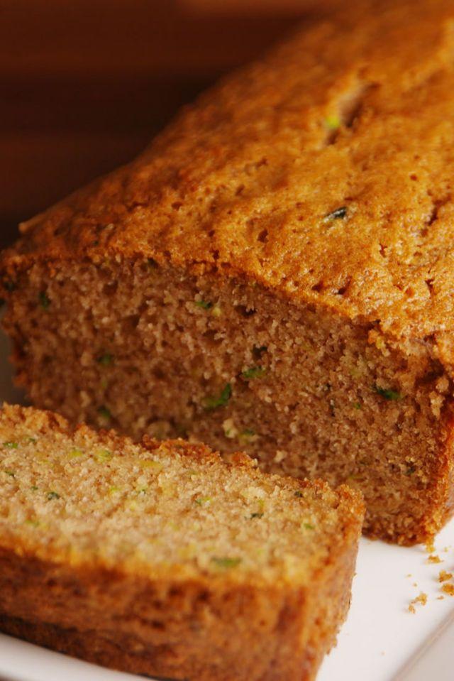 Perfect Zucchini Bread Recipe Breads Among Breads Homemade