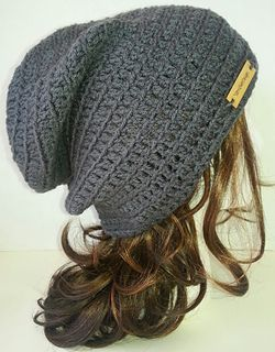 ca282d75460 This pattern is a great pattern that is unisex in nature making this your  new go to hat to make for gift giving all year long.
