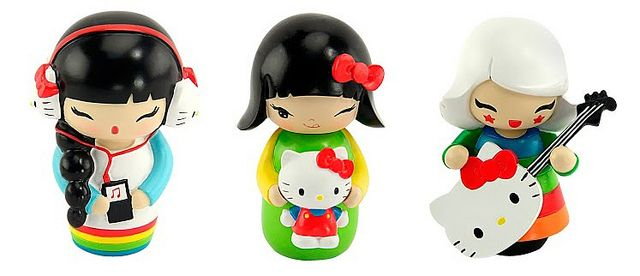 momiji hello kitty -- really, only available in europe???!!!  waaah.  #hk #hello_kitty #momiji #dolls #kawaii #cute