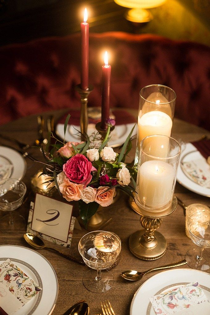 Vintage Speakeasy Wedding Inspiration