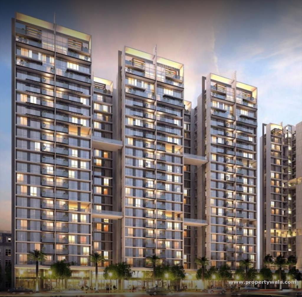 Pin By Neha Bhagwat On Propertyinthane With Images Luxury Apartments Private Garden Garden View