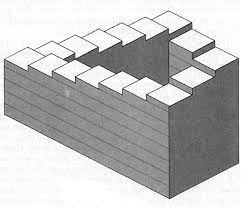だまし絵 の画像検索結果 ペンローズの三角形 ペンローズ 三角形