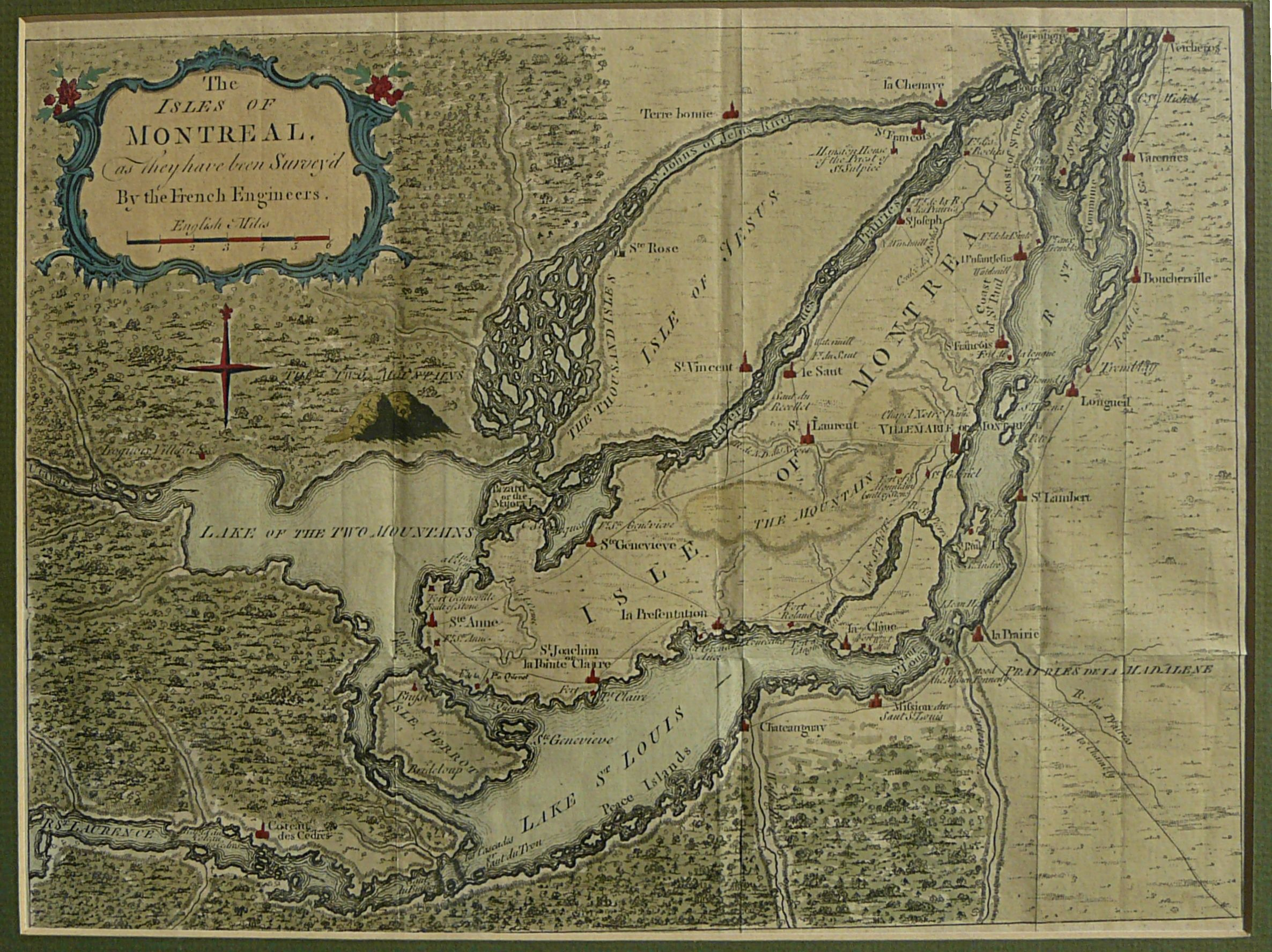 Map of montreal canada have this old map of montreal around explore old maps montreal canada and more map of sciox Gallery