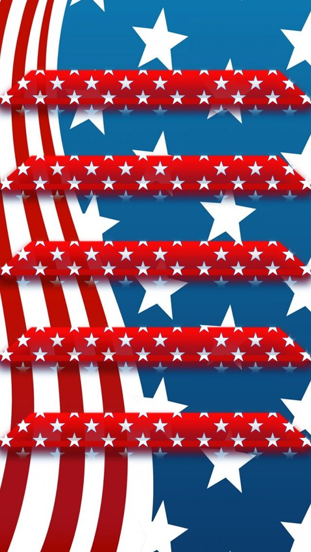 IPhone Background 4th July Wallpaper