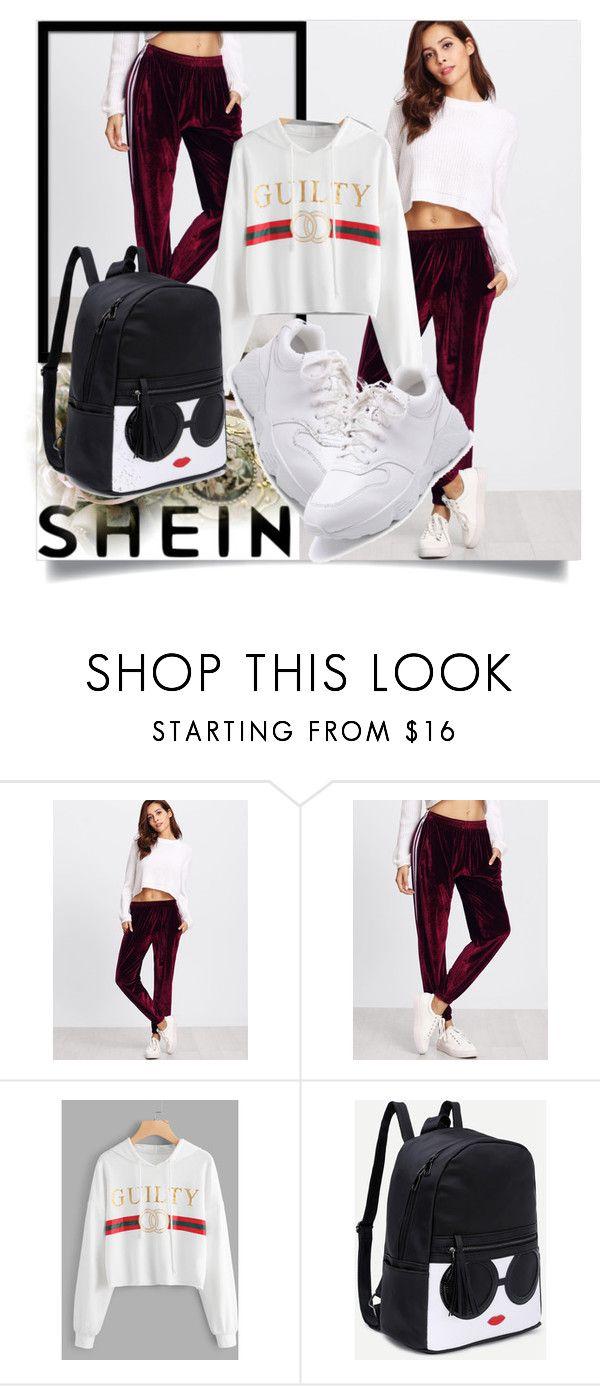 Shein ii polyvore minimal chic and romwe