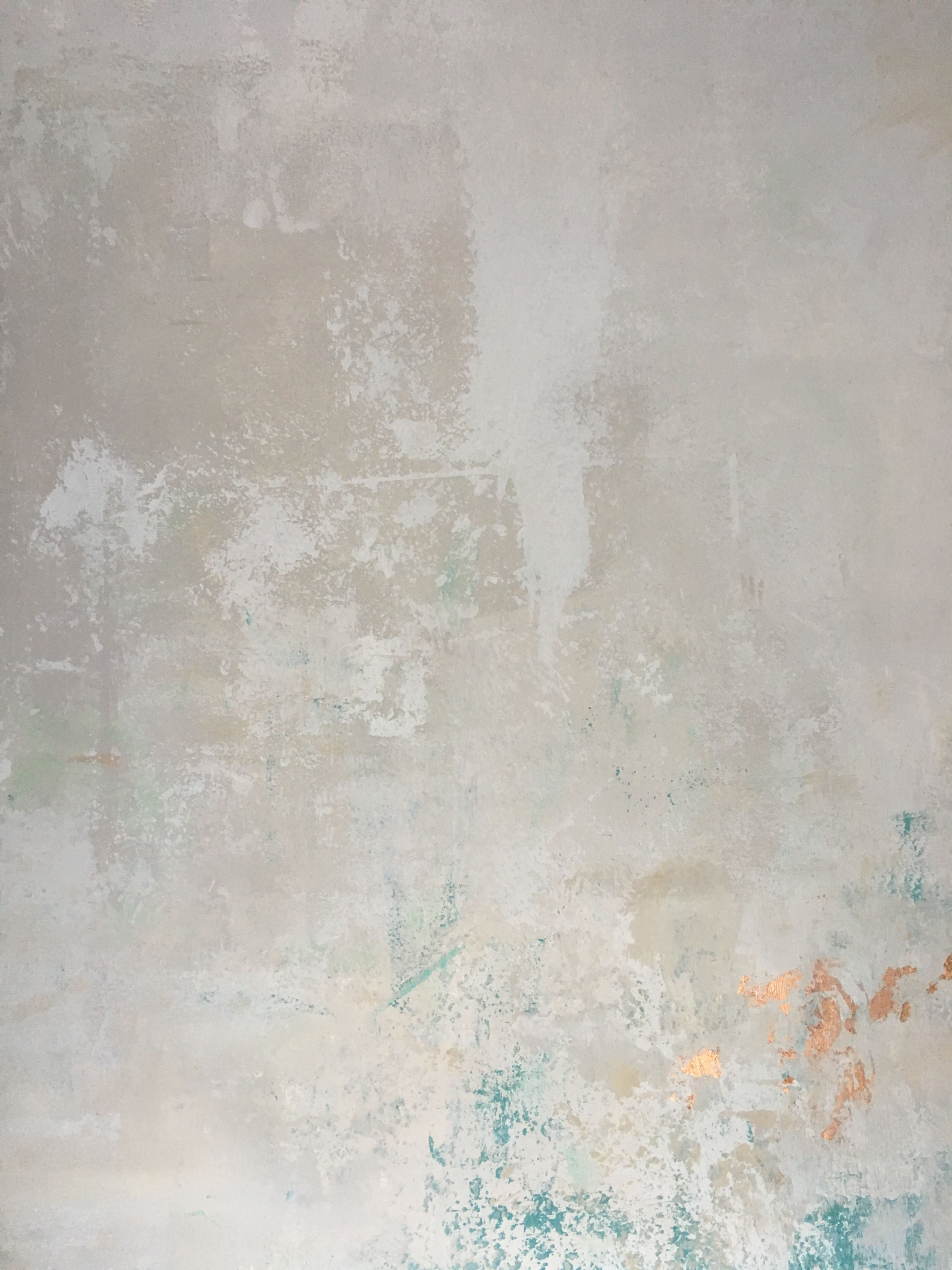 Distressed Stucco Walls Exterior: Distressed Plaster Paint Finish Done With John Harragan