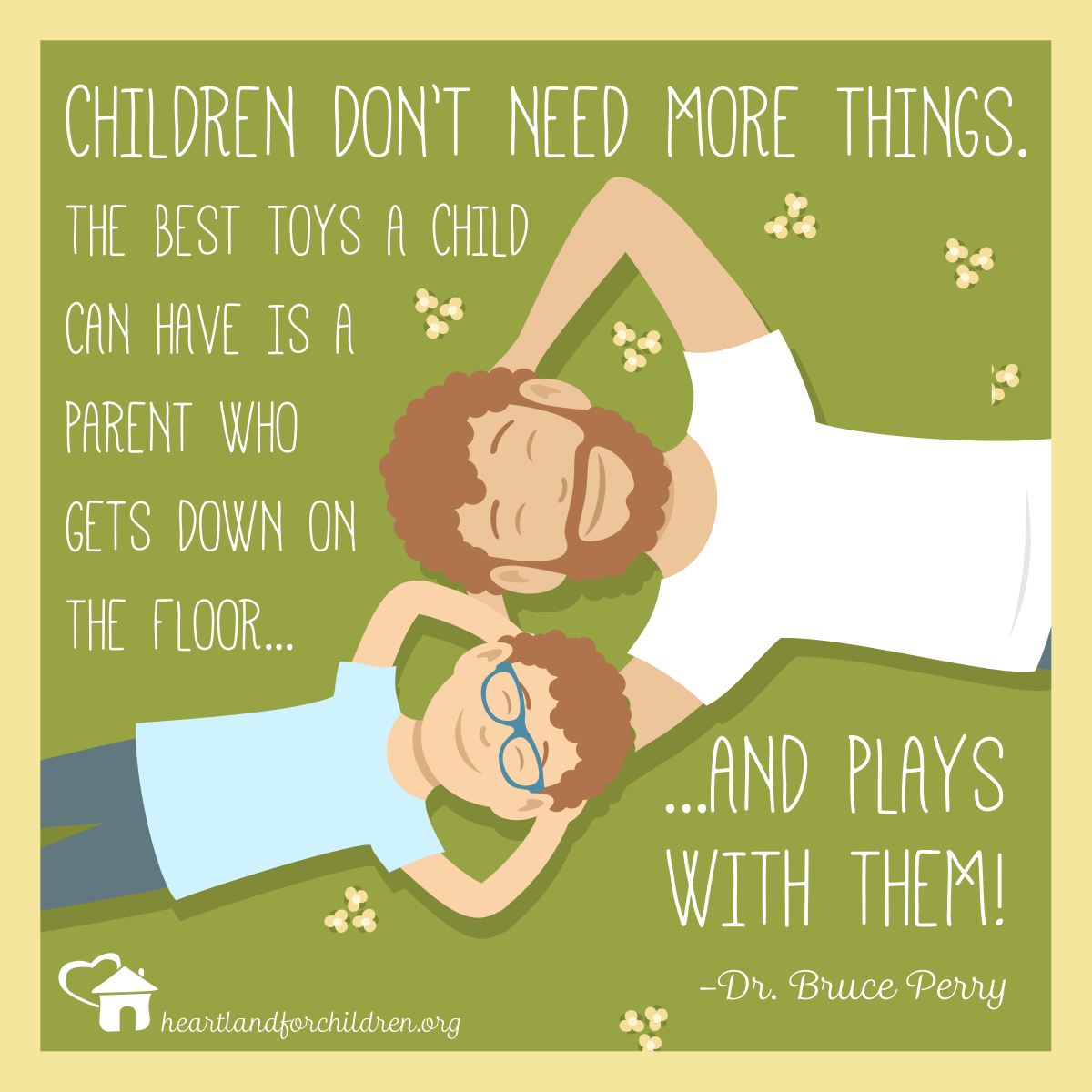 Great Quote On Parenting From Dr Bruce Perry!