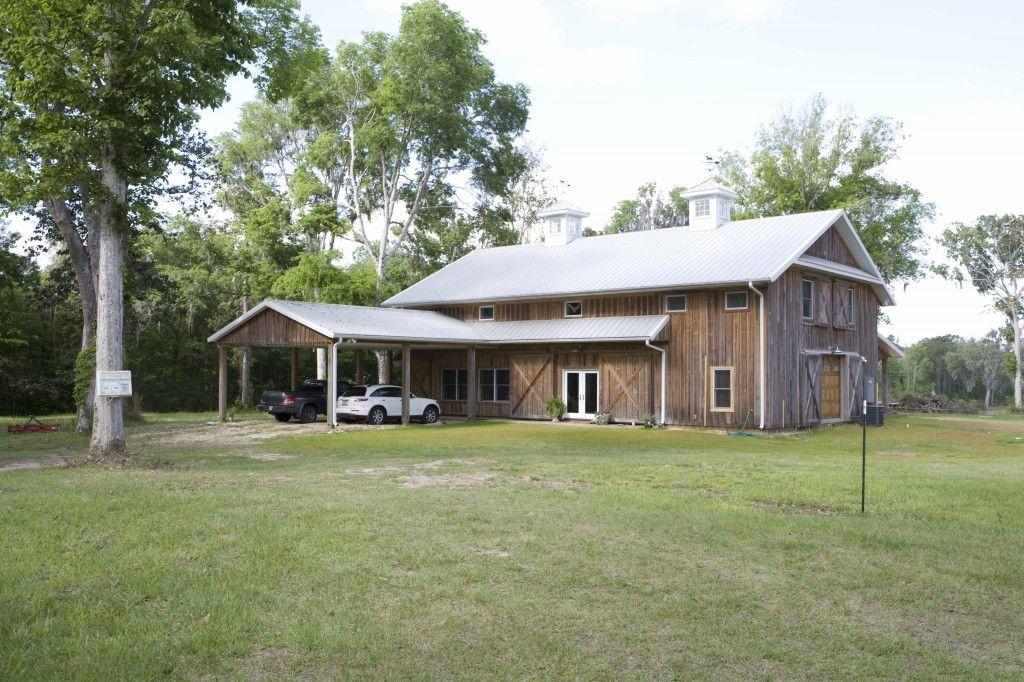 Gordon bonnie 39 s home morton buildings 3393 house for Morton building cabin