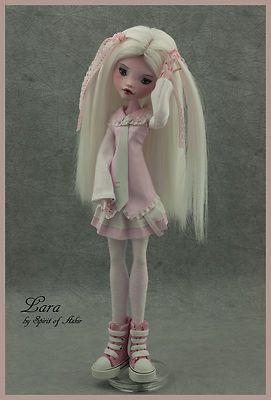 Lara OOAK Monster High Custom Draculaura Repaint Outfit by `Spirit of Askir´   eBay