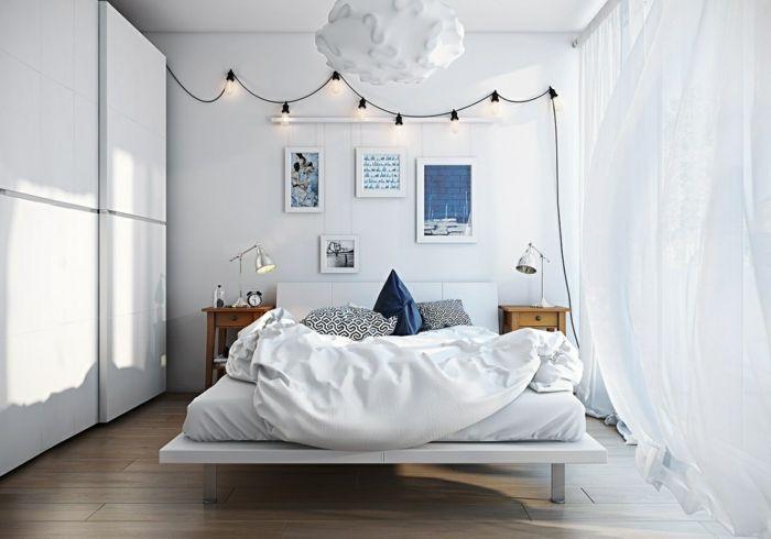 ▷ 1001 + Ideen für Skandinavische Schlafzimmer - Einrichtung und - schlafzimmer farben feng shui