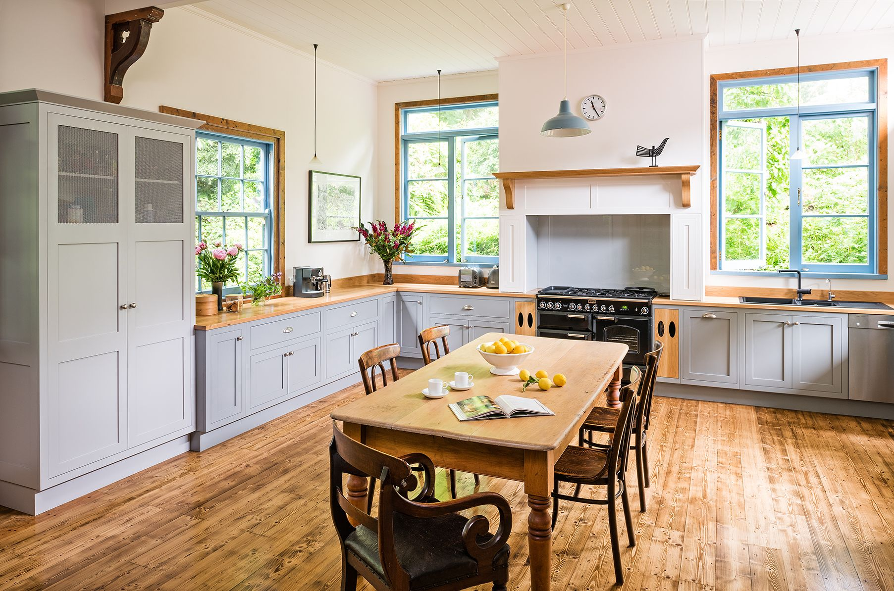 Modern Country Kitchen - Clematis - Smith & SmithSmith & Smith ...