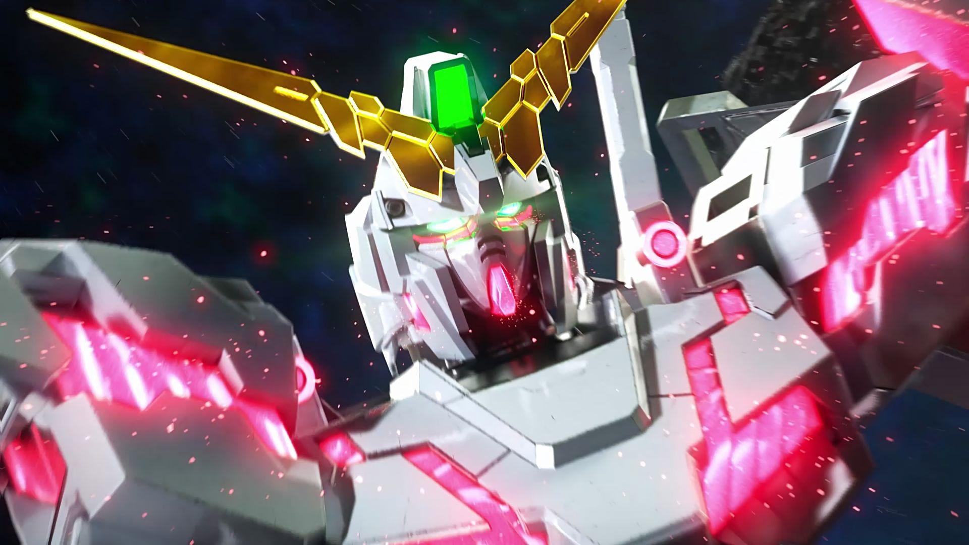 Nice Gundam Versus PlayStation 4 (PS4) Game 1920x1080