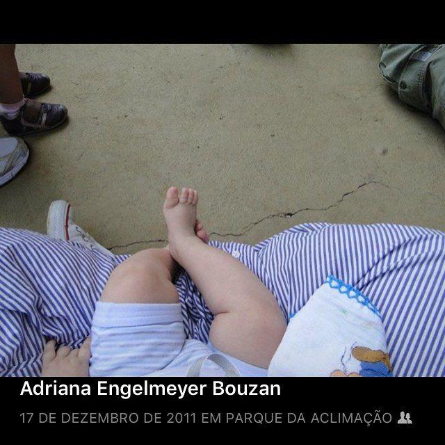 Saudade dessas pernas gordinhas!!!! #Materniarte #TheOJáTem4 #oTempoVoa