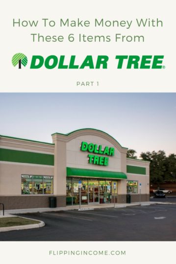 In Part  Items From Dollar Tree That Can Be Sold On Amazon Ebay For M Ive Profit Learn How To Make Money Selling Dollar Store Items