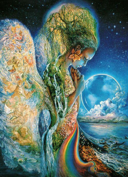 Mother Nature Art I Need This Josephine Wall Mother Goddess Spiritual Art