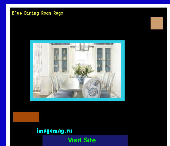 Blue Dining Room Rugs 161744 - The Best Image Search